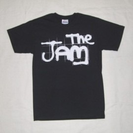 THE JAM / IN THE CITY LOGO / T-Shirts Tシャツ ジャム