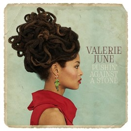Valerie June - Pushin' Against A Stone [輸入アナログ盤 / DLコード付き] (SBESTLP56)