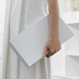 Maison Martin Margiela - White Leather Clutch
