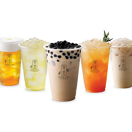 Gong cha 貢茶 - Gong cha 貢茶
