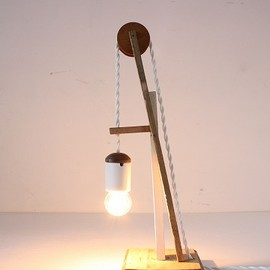 Krank - original desk lamp