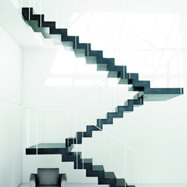 Piero Lissoni - Suspended Stairs