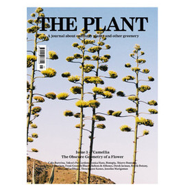PLANT JOURNAL - THE PLANT issue #3