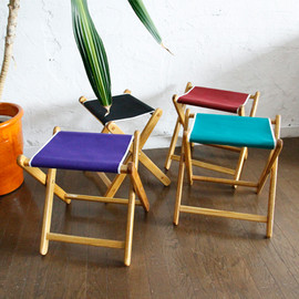 ANYWHERE CHAIR - CAMP STOOL