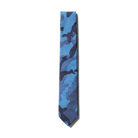 uniform experiment - CAMOUFLAGE NECKTIE