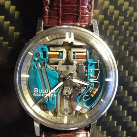 Bulova -  Accutron Spaceview