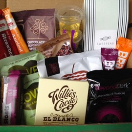Flavourly Box - May 2014