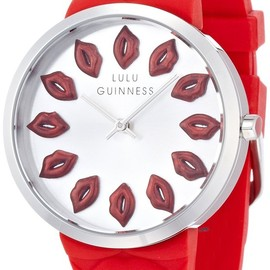 Lulu Guinness - MISCHIEF QUILTED LIPS LG20002S07X