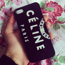 CELINE - iPhone case
