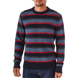 Patagonia - M's Reclaimed Wool Crewneck Sweater,