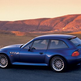 BMW - Z3 M Coupe