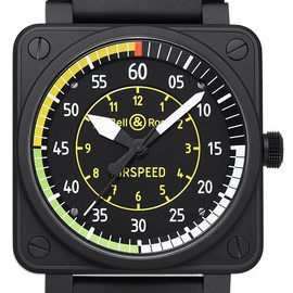 Bell & Ross - BR01-92 Airspeed