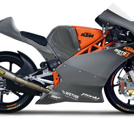 KTM - 2013 KTM Moto3 250 GPR Production Race