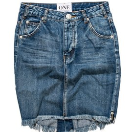 One Teaspoon - 20/20 HIGH WAIST SKIRT
