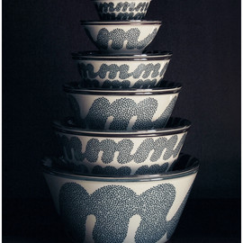 House Industries - Monohara Ceramic Collection