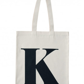 Alphabet Bags - K-Natural Bag