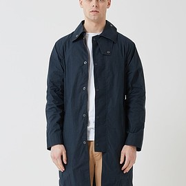 Barbour x Engineered Garments - South Jacket - NAVY BLUE -