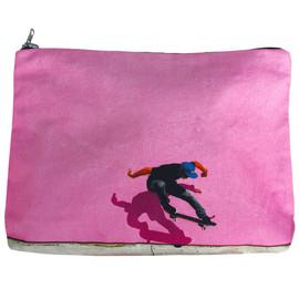 samudra - Image of New!!! In4mation Pink Skater Pouch