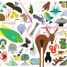 Charley Harper - The Animal Kingdom