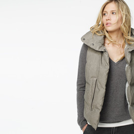 James Perse - Puffer Vest