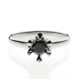 JAM HOME MADE - 3rd BLACK DIAMOND CLASSIC RING