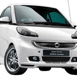 smart - fortwo BRABUS Xclusive christal white