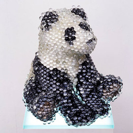 Kyohei Nawa - Panda, Unique piece