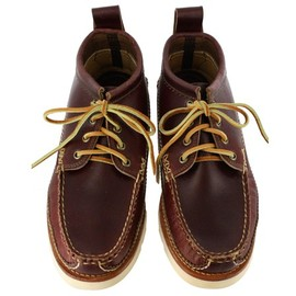 Yuketen - Ture Mocassin, Chocolate Brown