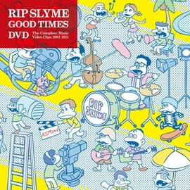 RIP SLYME - GOOD TIMES DVD