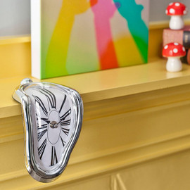 ModCloth - In Surreal Time Clock