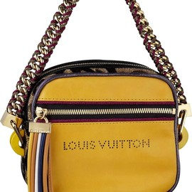 LOUIS VUITTON - Flight Bag Savanne Yellow