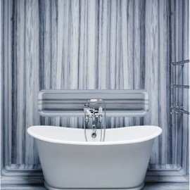 Marc Newson - Marble Bathroom, his own one - London's apartment