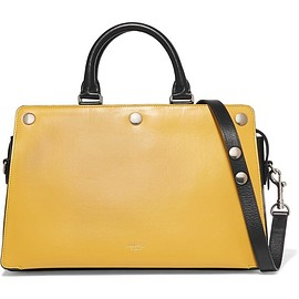 Mulberry - Chester two-tone leather tote