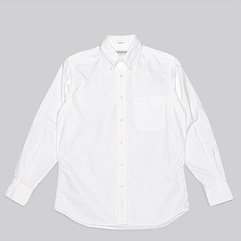 INDIVIDUALIZED SHIRTS - BD Shirts Classic Fit Cambridge Oxford-White