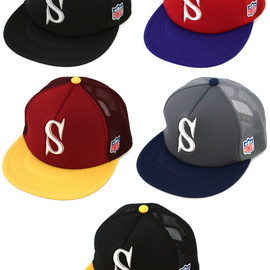 SANTASTIC! - CARTOON LOGO MESH CAP