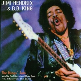 Jimi Hendrix & B.B. King - The Kings' Jam