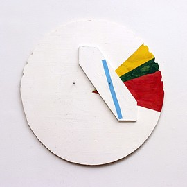 Richard Tuttle - between two point #6