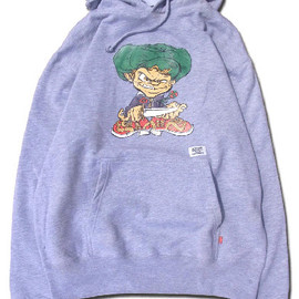 HEADGOONIE - HOWELL KNIFE BOY HOODY SWEAT
