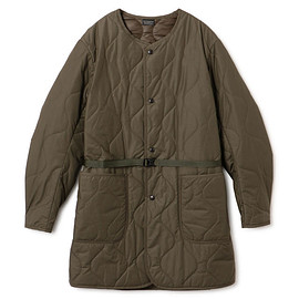 Rocky Mountain Featherbed - TD MILITARY DOWN LINER COAT