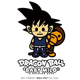 A BATHING APE, DRAGON BALL - A BATHING APE x DRAGON BALL