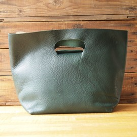 Hender Scheme - not eco bag wide #green