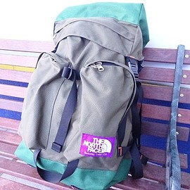 THE NORTH FACE PURPLE LABEL, THE NORTH FACE - Day pack NN7878N