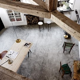 An old blacksmith's warehouse converted | Kinfolk
