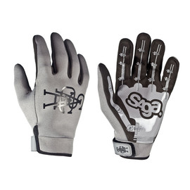 Saga - SHORT CIRCUIT GLOVE (GREY)