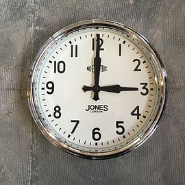 NEWGATE - The Apollo Wall Clock