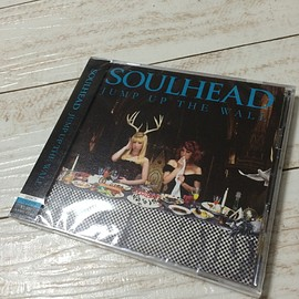 SOUL HEAD - SOUL HEAD JUMP UP THE WALL