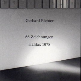 Gerhard Richter - 66 Zeichnungen Halifax 1978, Signed Edition Limited 300 copies