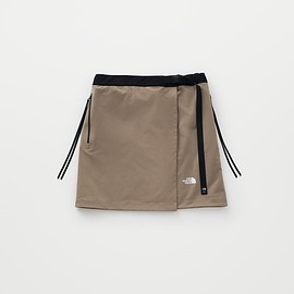 THE NORTH FACE, HYKE - TEC WRAP SHORT SKIRT