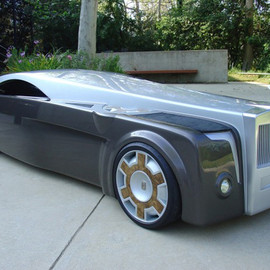 Rolls Royce - Apparition Concept