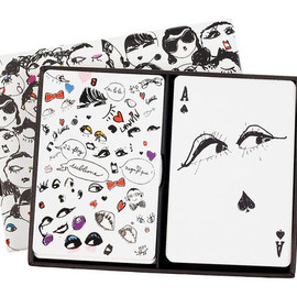 LANVIN - playing cards
